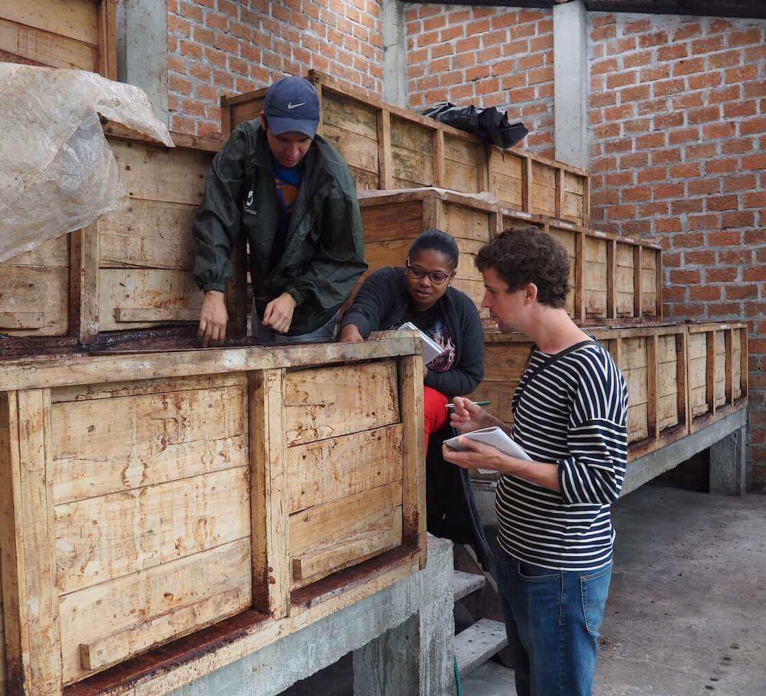 APEOSAE - Commerce équitable en Equateur - Cacao