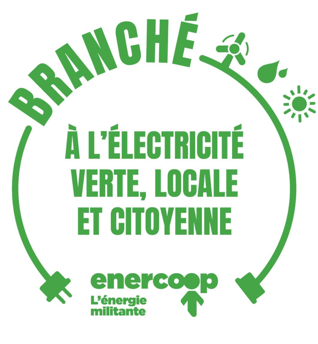 Branché à l'energie verte