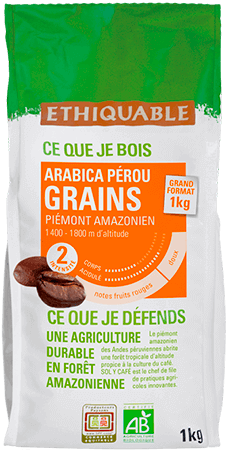 cafe grains perou equitable bio