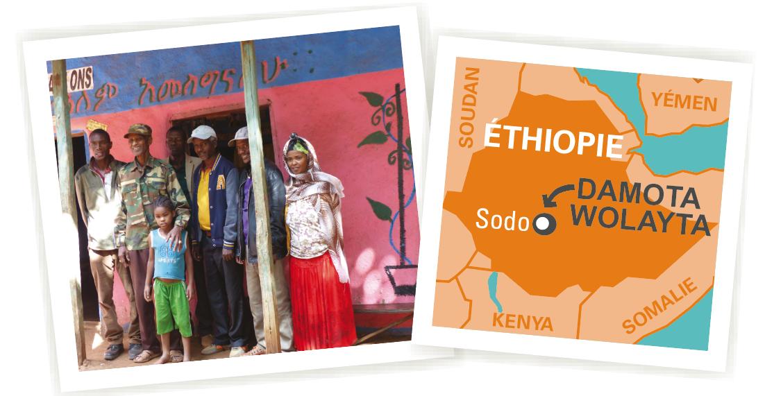 carte café ethiopie décaféiné