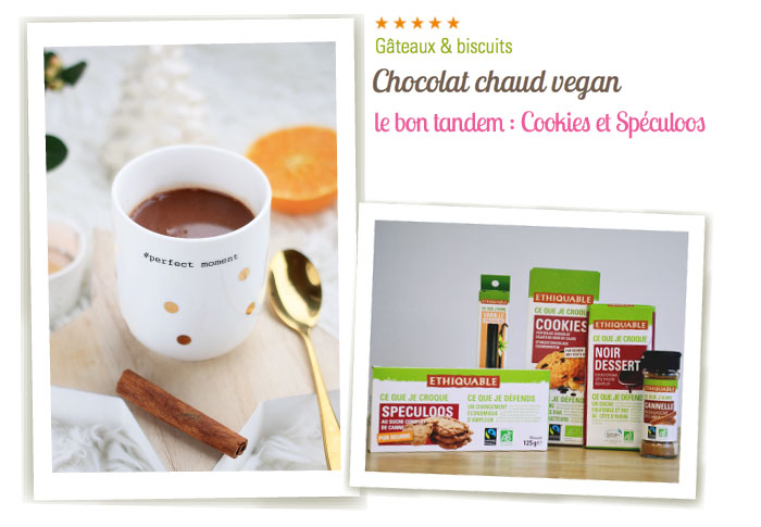 chocolat chaud ethiquable vegan