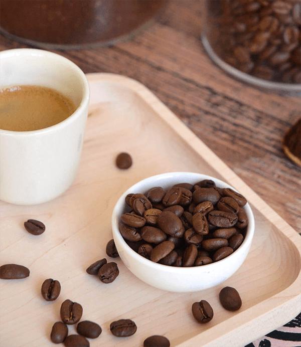 choisir le café en grain
