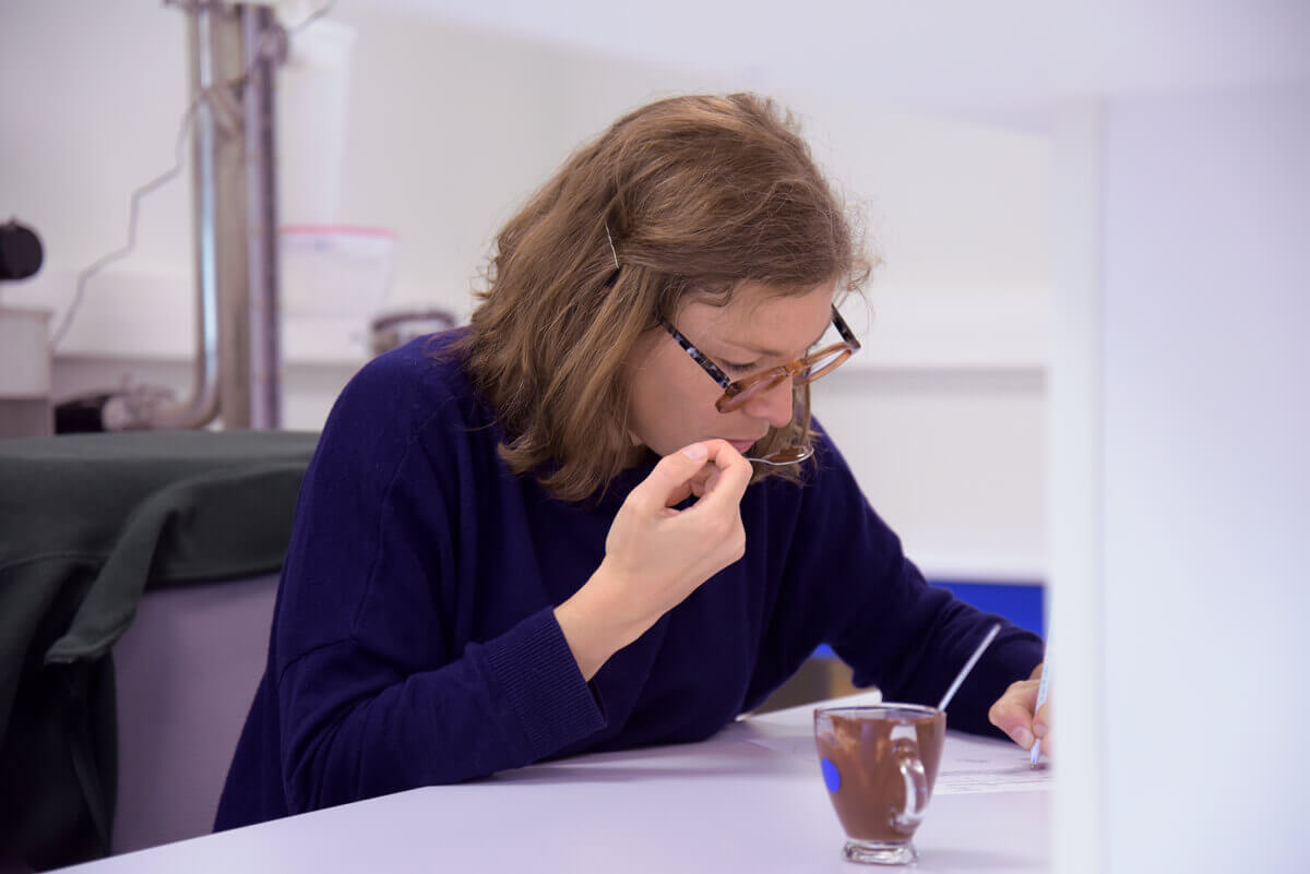 chocolaterie de la Scop Ethiquable