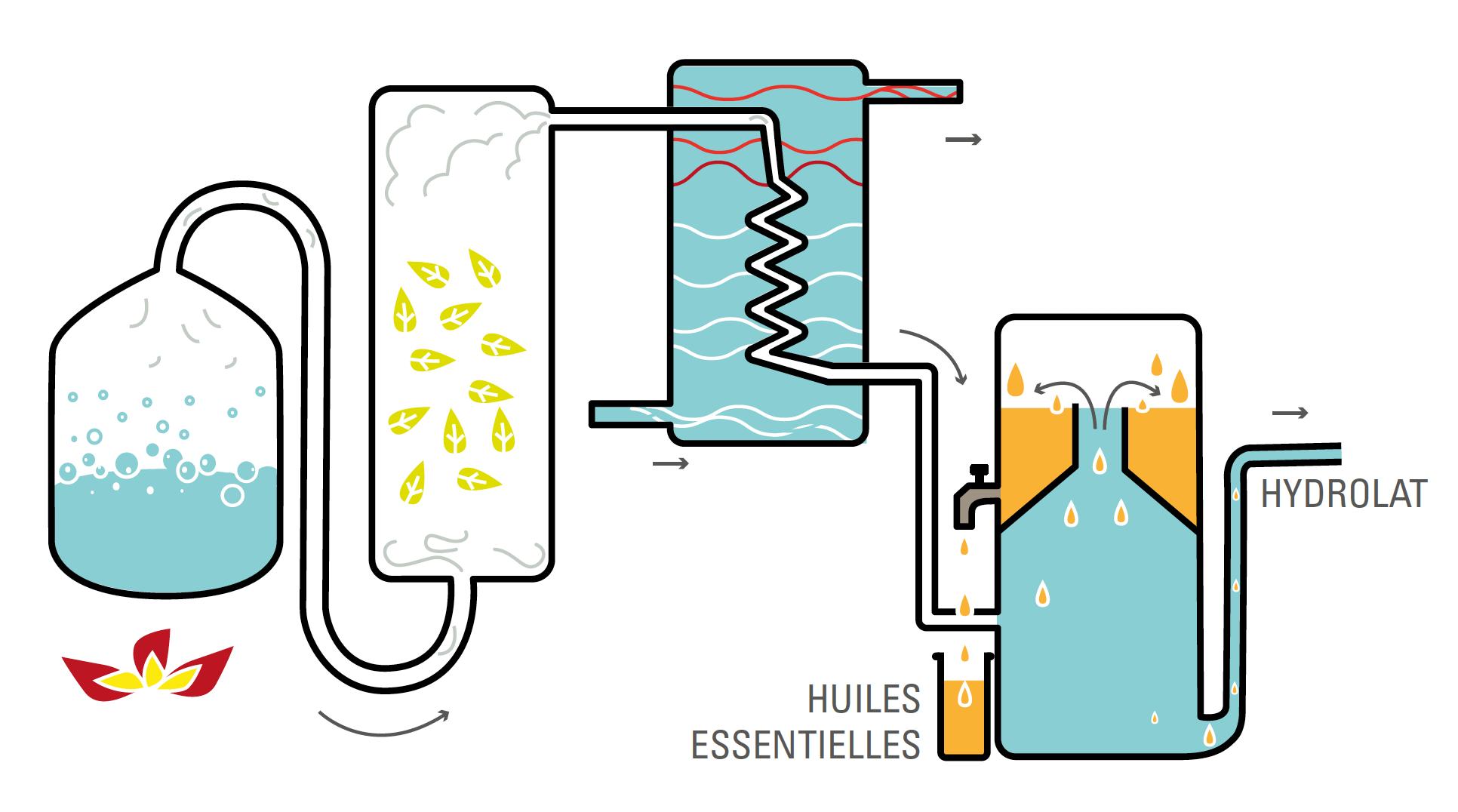 distillation douce