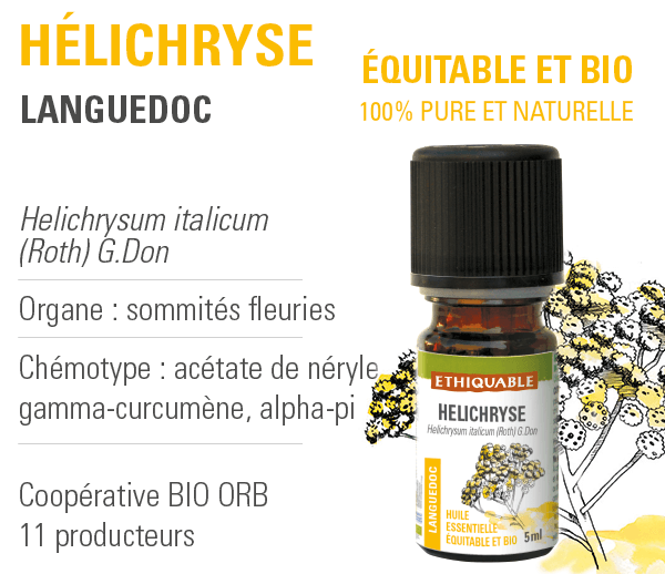 huile-essentielle - helichryse - equitable-bio-ethiquable