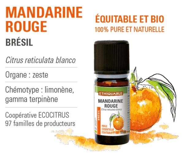 huile-essentielle - mandarine rouge - equitable-bio-ethiquable