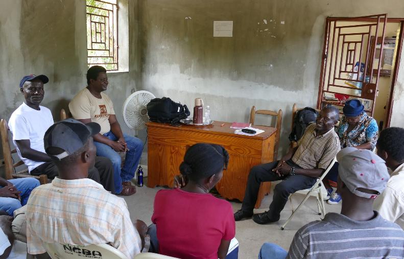 Feccano haiti cacao ethiquable bio equitable