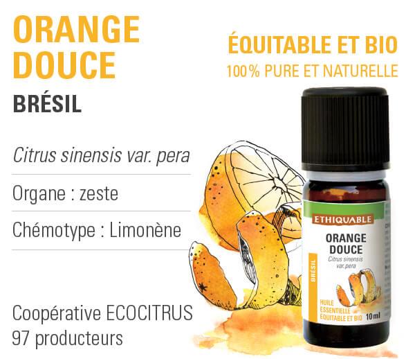 huile essentielle orange douce ethiquable bio equitable