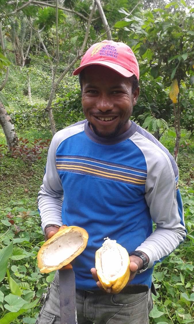 cacao équateur ethiquable