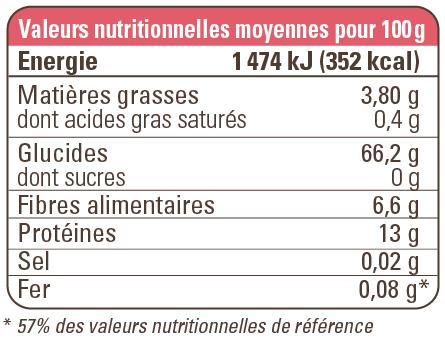 vn quinoa rouge et balnc bio equitable ethiquable