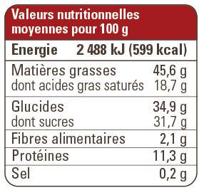 vn chocolat lait noisette ethiquable bio équitable