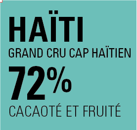 haiti chocolat noir