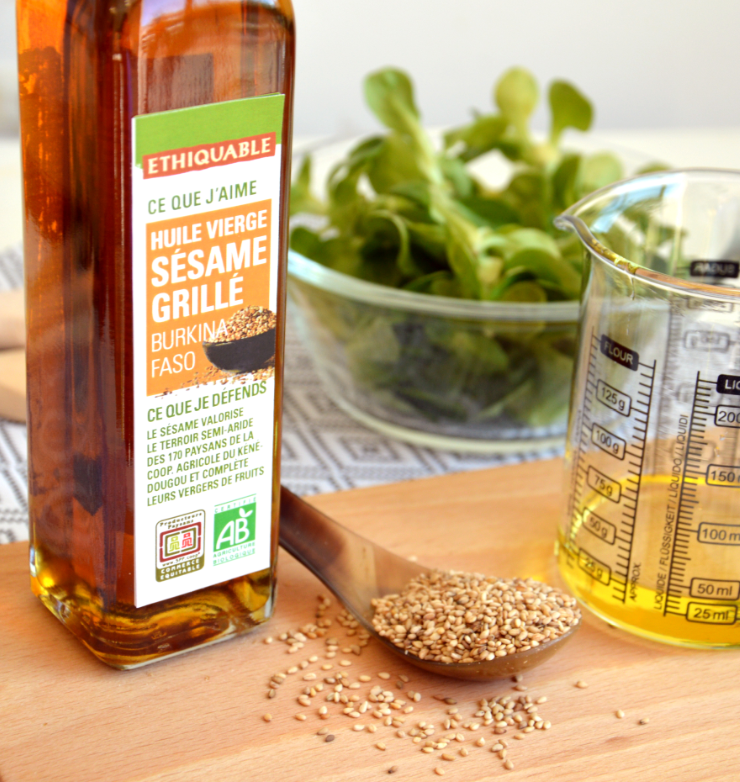 huile-sesame-bio-equitable-ethiquable