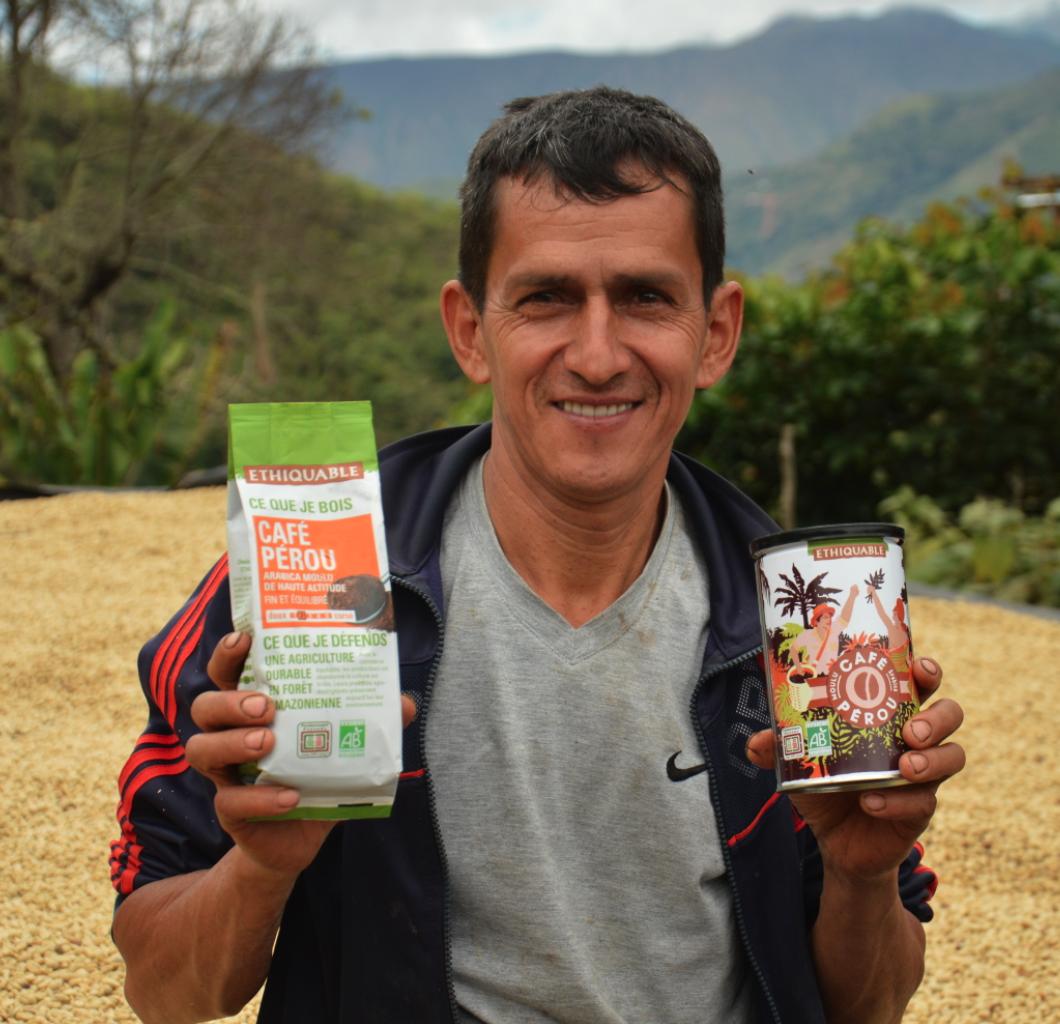 café pérou ethiquable bio equitable
