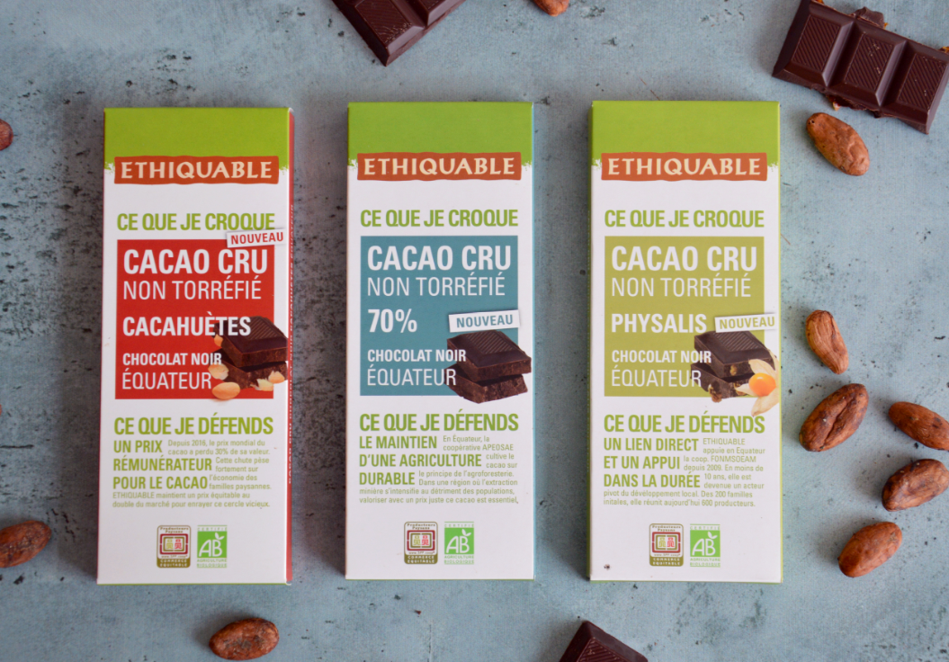 tout savoir sur les cacao cru
