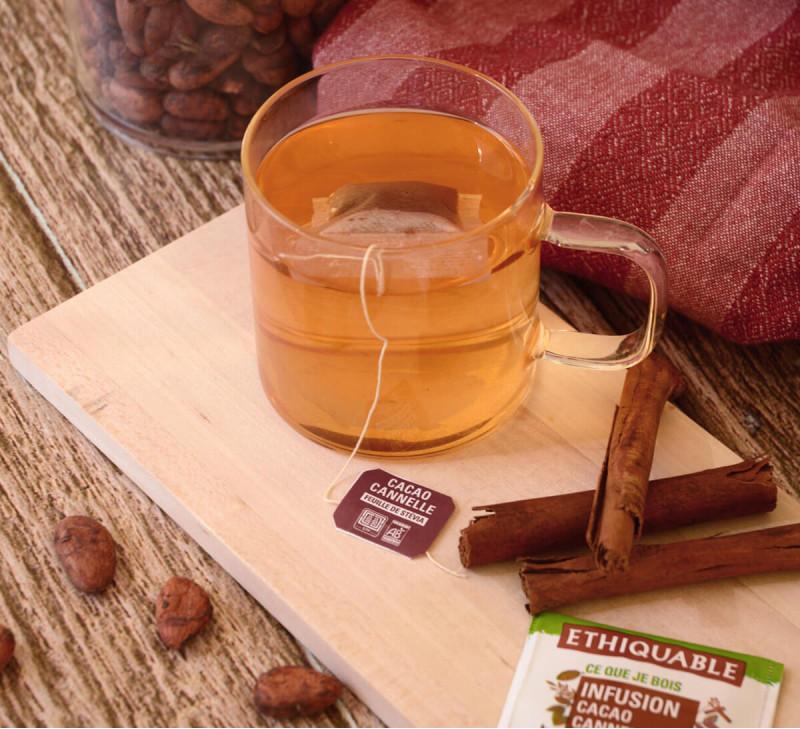 infusion-cacao-cannelle-equateur-equitable-bio ethiquable