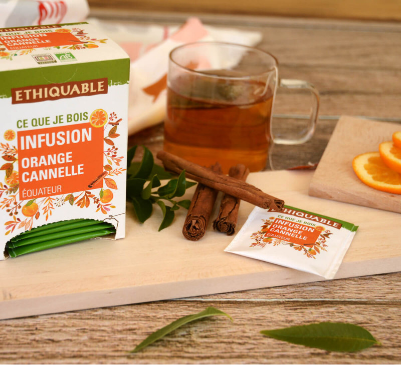 infusion-orange-cannelle-equitable-bio ethiquable