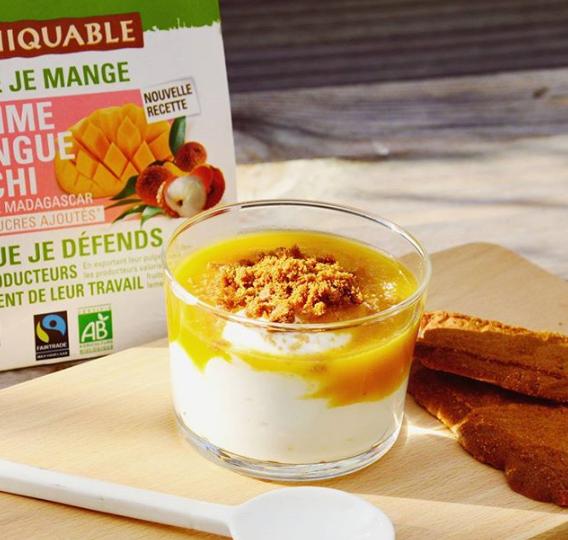 mangue litchi ethiquable bio equitable