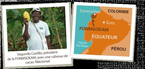 cacao equateur ethiquable équitable bio