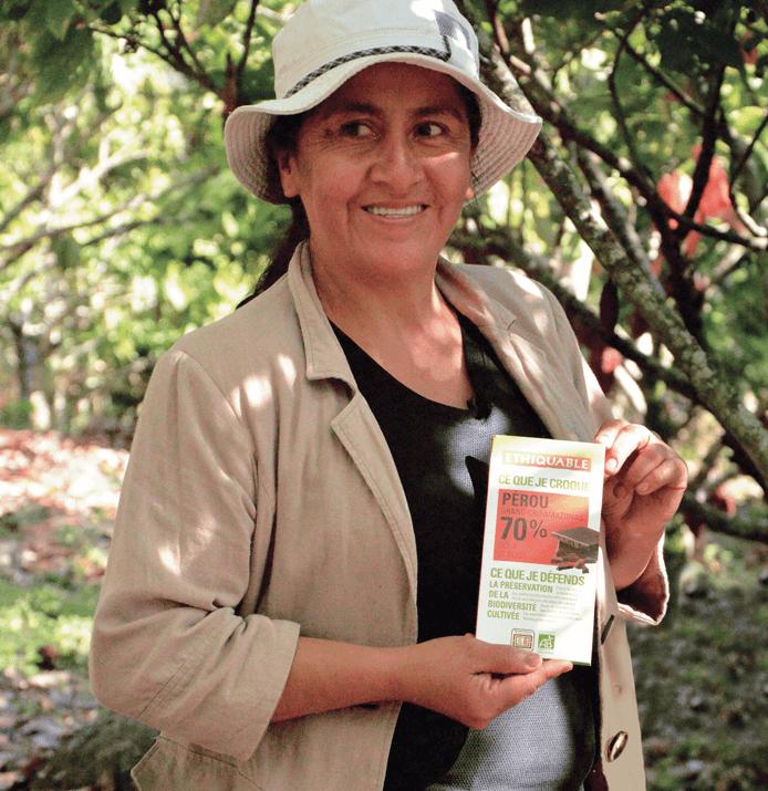 norandino productrice Sanchez