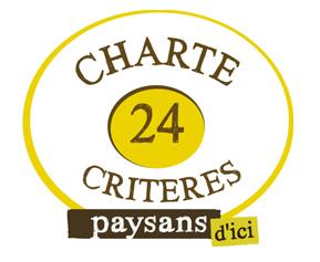 charte paysans d'ici commerce équitable en France