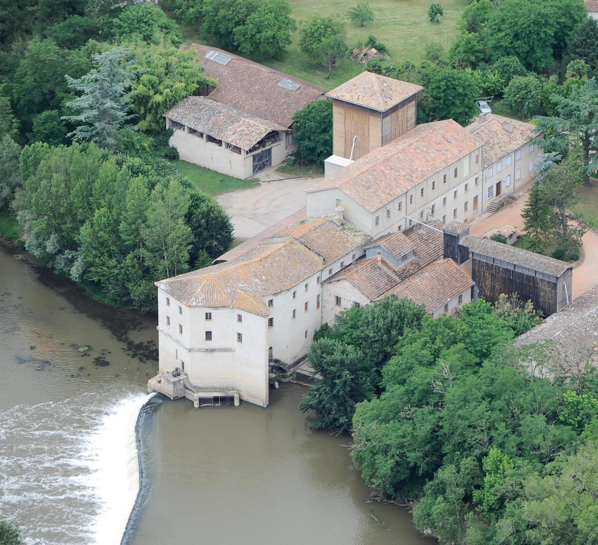 moulin de montriccoux