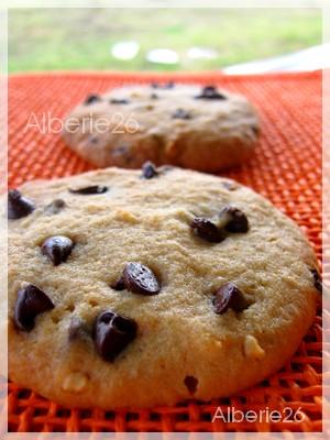 cookies beurre de cacahu tes noix de cajou p pites de. Black Bedroom Furniture Sets. Home Design Ideas