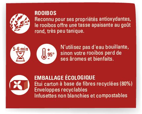 rooibos ethiquable bio equitable
