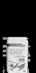 farine blanche blé bio t65  equitable france paysans d ici