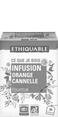 infusion cannelle orange bio equitable ethiquable