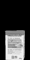 Riz Jasmin Cambodge équitable & bio ethiquable