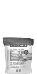 sans gluten farine quinoa bio equitable