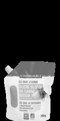 sucre blond de canne bio equitable ethiquable