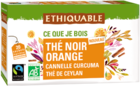 ethiquable the noir orange