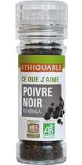poivre noir bio equitable ethiquable