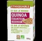 quinoa équateur croquant équitable & bio ethiquable