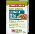 quinoa real bolivie équitable & bio ethiquable