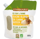 sucre blond de canne bio equitable ethiquable