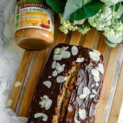 Cake chocolat cajou équitable et bio