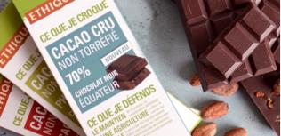 cacao cru ethiquable