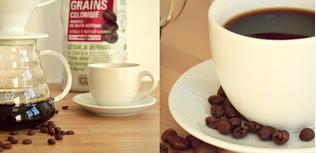 cafe grain biologique commerce equitable ethiquable