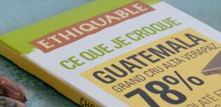 Chocolat grand cru Guatemala équitable et bio