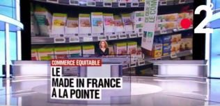 reportage commerce equitable made in France