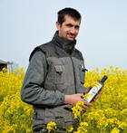 Commerce équitable made in France, sarrasin et colza bio