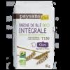 france farine integrale t150 bio equitable paysans d ici