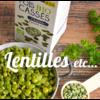 Lentilles & céréales bio equitable en France paysans d'ici