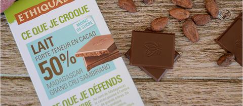 chocolat-lait-bio-equitable-ethiquable-% cacao