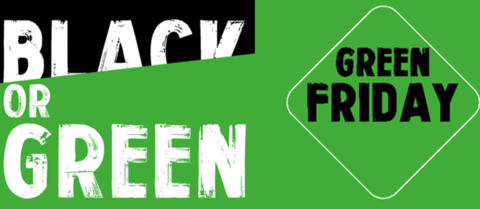 green friday anti black friday