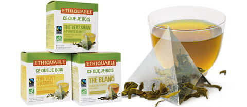 thé grand cru ethiquable équitable bio