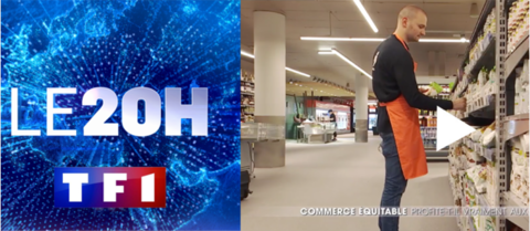 Commerce équitable made in France TF1